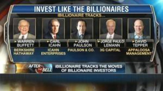 Want to invest like a billionaire? Now you can