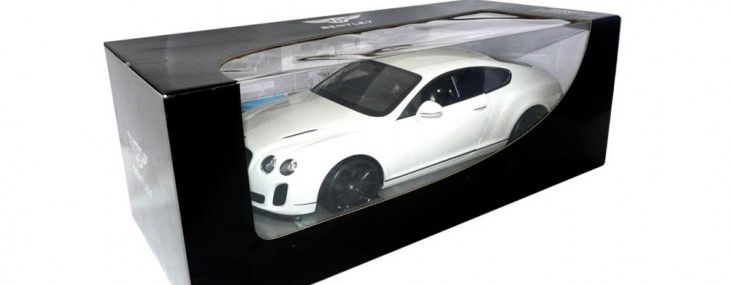 Radio-Controlled Bentley Continental Supersports