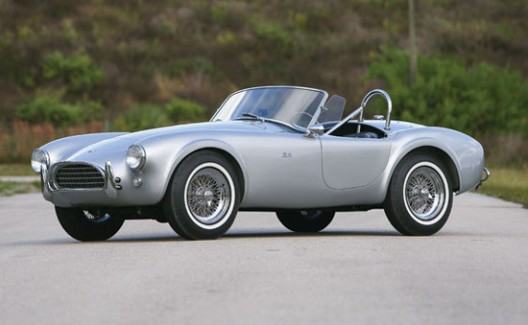 Fort Lauderdale: 1963 Shelby 289 Cobra