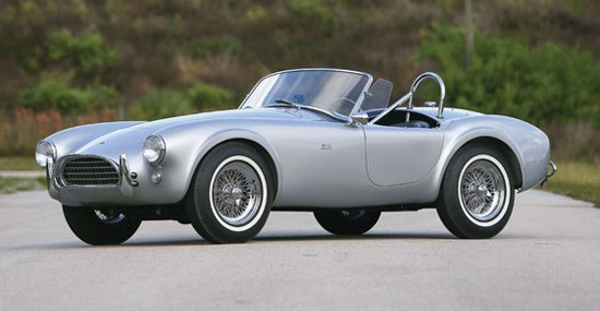 Fort Lauderdale: 1963 Shelby 289 Cobra