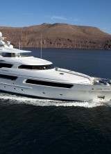 Superyacht Arianna – World's Largest All-composite Motoryacht on Sale for $45.9 Million