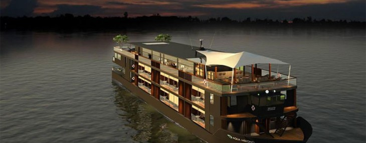 Aqua Expeditions Branches Out Into New Waters with Aqua Mekong River Cruise