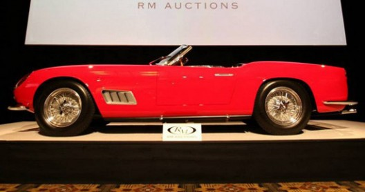 RM Auctions event in Arizona