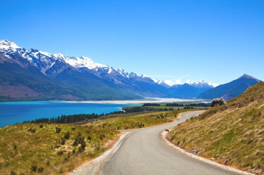Essential Well-Being In a Fascinating New Zealand Landscape: Aro Ha-