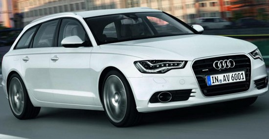Ultra version of the A6 Avant 2.0 TDI