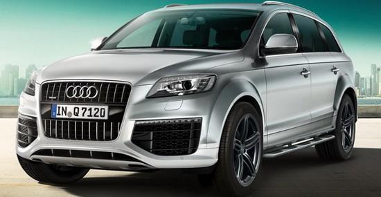 Audi Q7 Special Edition