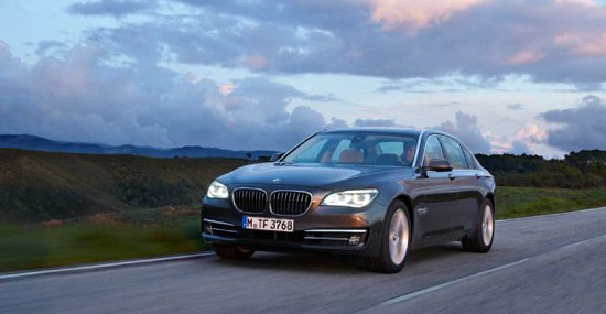 BMW xDrive 740Ld For U.S. Market