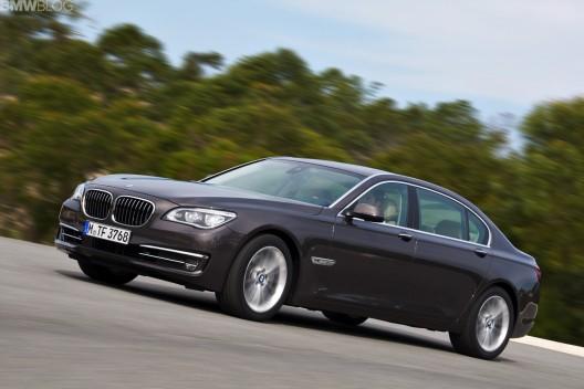 BMW xDrive 740Ld For U.S. Market