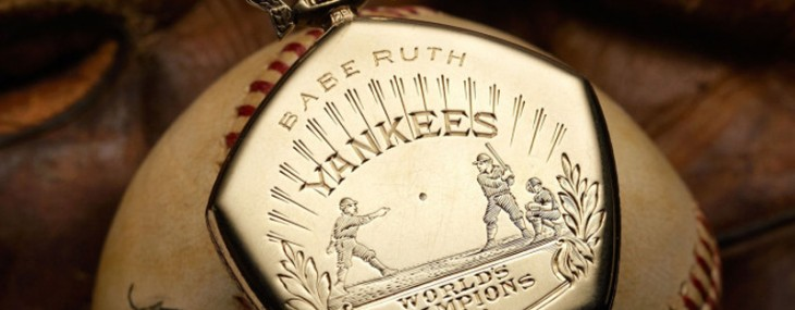 Babe Ruth's 1923 World Series Championship Watch Could Fetch $750,000 at Auction