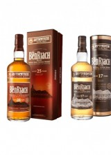 Four New Single Malt Scotch Whiskies from Speyside's BenRiach Distillery