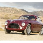 Exceptional 1951 212 Export Touring Berlinetta at Bonhams Scottsdale Auction