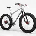 New Budnitz Bicycle With Fat Tires