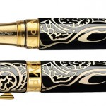 Luxury Pen – Limited Edition Black Caran d'Ache Year of the Horse (2014)