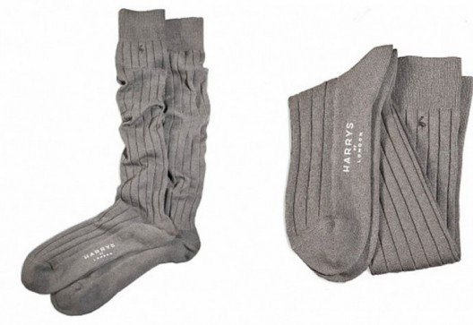 Harrys Of London's $1,500 Socks Is One Of The Most Expensive