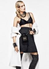 Chanel Classic No. 5 Perfume Transparent Evening Bag
