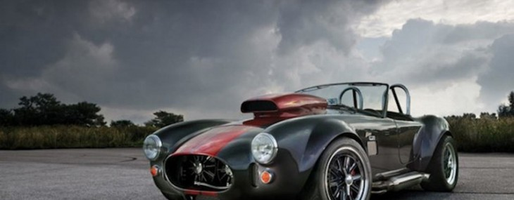 Classy and Powerful Weineck Cobra 780 CUI Supercar
