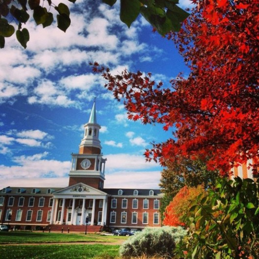 Like in the Disney Movie - Here's the College of Your Dreams