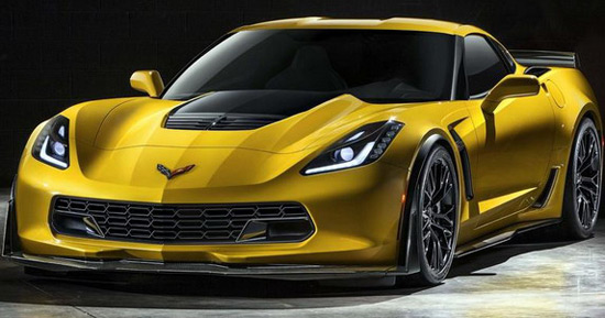 Chevrolet has for this year's Salon in Detroit officially promoted a more powerful version of the Corvette called Z06