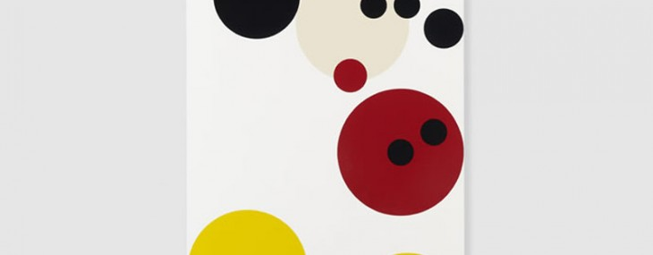 Damien Hirst paints dot-style Mickey Mouse portrait for Charity