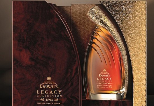 Dewar's 'The Legacy Collection' 1893 Edition