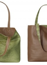 Hermes $38,000 Double Sens Tote in Croco Chiffon
