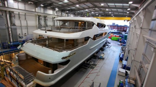 Irish Formula 1 mogul Eddie Jordan's $53 million super yacht will come with its own nightclub