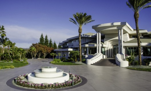 Eddie Murphy's former mountaintop estate on the market for $12 million