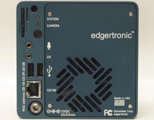 Edgertronic high speed video camera shoots 18,000 frames per second