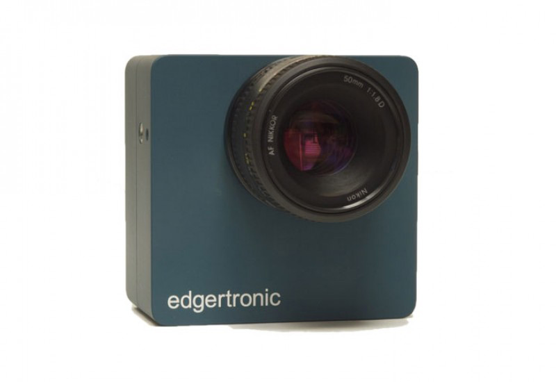 Edgertronic high speed video camera shoots 18,000 frames per second