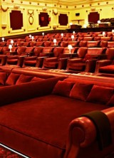 New Bed for Couples at the Electric Cinema in Notting Hill