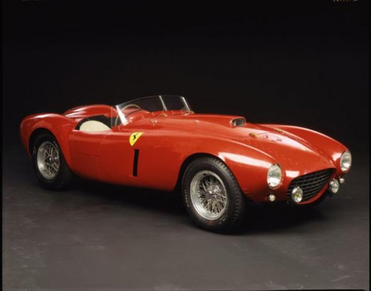Ferrari 375 Plus is the fastest and most powerful racing car of its time
