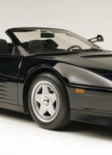 1986 Ferrari Testarossa driven by Michael Jackson in the Pepsi commercials