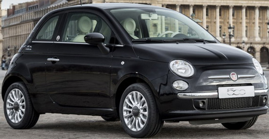 scented fiat 500 inspired by the la petite robe noire perfume extravaganzi. Black Bedroom Furniture Sets. Home Design Ideas