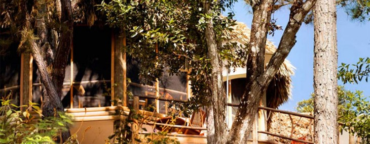 Belize's Eco-Conscious Gaïa Riverlodge Boasts Sparkling Waterfalls and Mayan Ruins