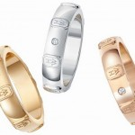 "Harry Winston's New ""H.W."" Logo Wedding Bands"