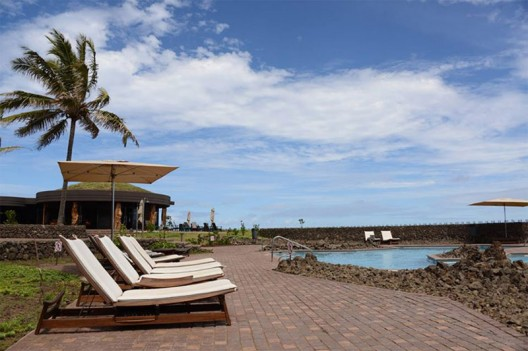 """Sleep in """"The Center of the World"""" at Hangaroa Eco Village & Spa in Chile"""