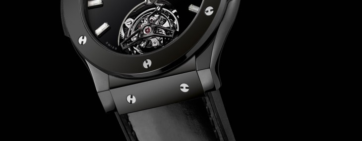 Classic Fusion Tourbillon Night-Out exudes classic elegance