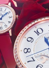 Special Jaeger-LeCoultre Valentine's Day Version of the Rendez-Vous