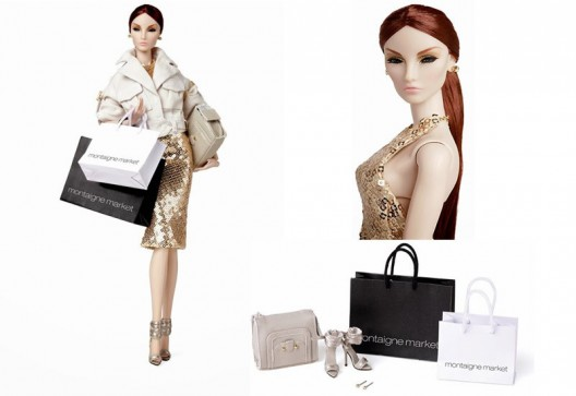 Jason Wu Designs A Doll For Montaigne Market, Paris