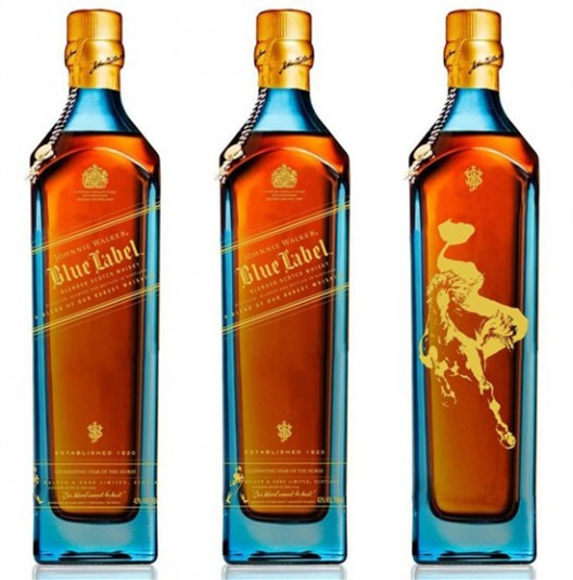 Johnnie Walker Blue Label ushers in the Chinese 'Year of the Horse' with a new collector's edition whiskey