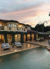 Khloe Kardashian and Lamar Odom's Ex Tarzana Love Nest on Sale for $5,5 Million