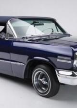 Kobe Brynat Chevrolet Impala Convertible On Auction