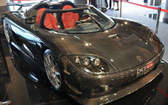 Koenigsegg CCX Edition At A Price Of $1,225,000