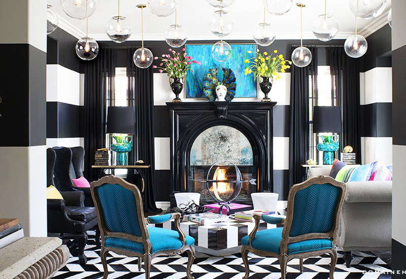Kourtney Kardashian puts her 'Alice in Wonderland' meets 'Beetlejuice' home on market