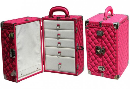 La Prune France Jewelry Trunk Is Personalized To Suit Needs And Style