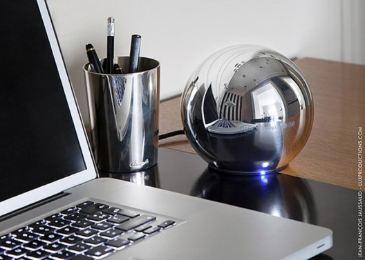 LaCie unveils the 1TB Sphere, a classy and polished hard drive for the minimalist being