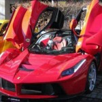 First Manufactured LaFerrari At A Cost Of $3,250,000