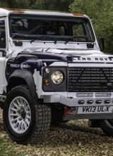 Land Rover Defender For Serious Off-Road Challenge