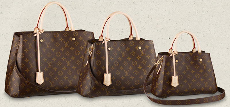 Louis Vuitton Montaigne is the new 'It' bag for 2014