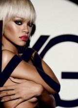 Rihanna Glitters in New MAC's Glamorous Viva Line